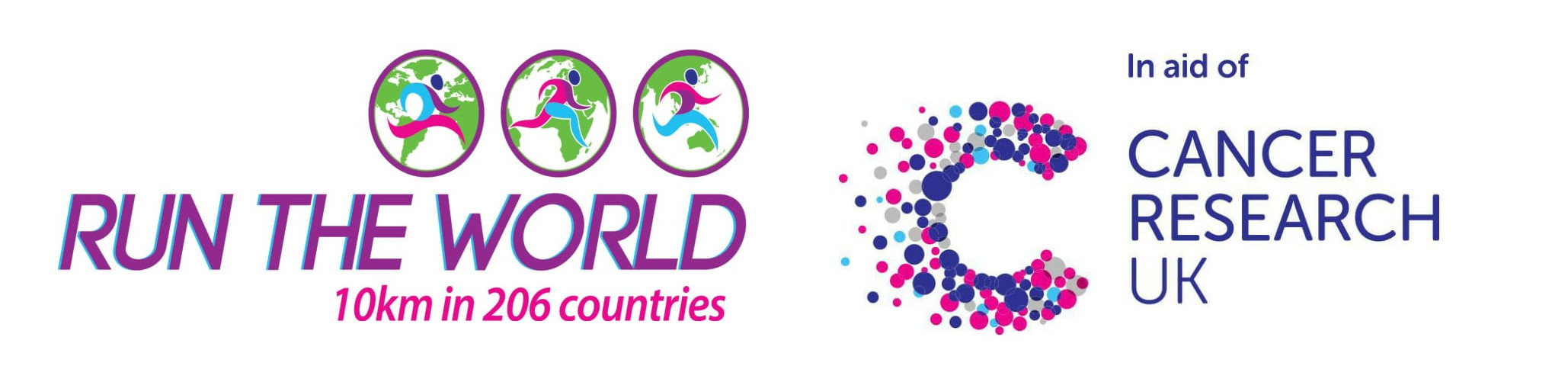 Run The World - To run 10km in every country in the world – a total of 206 countries – by the 2020 Olympics in Tokyo.
